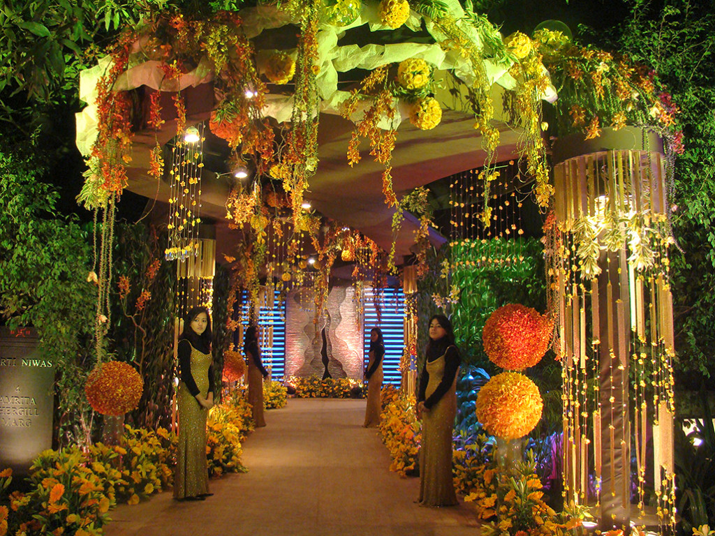 Mehndi Ceremony Timeline : Wedding events management in indore